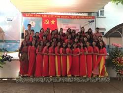 toàn thể thầy giáo, cô giáo, các CBGV – CNV trương TH Kim Đồng
